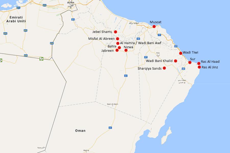 Oman Soft Alkoor Tourism
